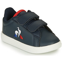 Chaussures Enfant Baskets basses Le Coq Sportif COURTSET INF Marine