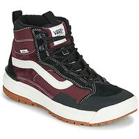 Chaussures Femme Baskets montantes Vans ULTRARANGE EXO HI MTE Noir / Bordeaux