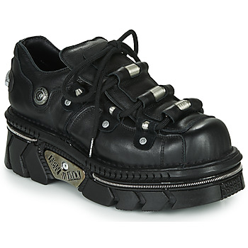 Chaussures Baskets basses New Rock M-233-C5 Noir