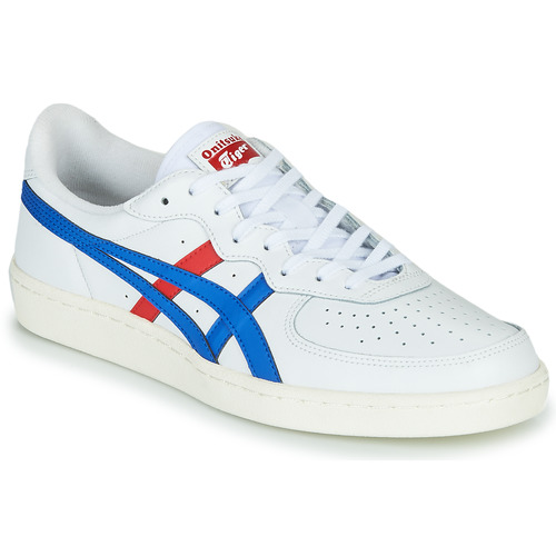 Chaussures Baskets basses Onitsuka Tiger GSM LEATHER Blanc / Rouge / Bleu