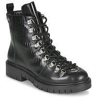 Chaussures Femme Boots Les Tropéziennes par M Belarbi ZANTIS Noir