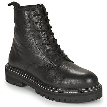 Chaussures Femme Boots Les Tropéziennes par M Belarbi Reine Noir