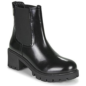 Chaussures Femme Bottines Les Tropéziennes par M Belarbi ZANGE Noir