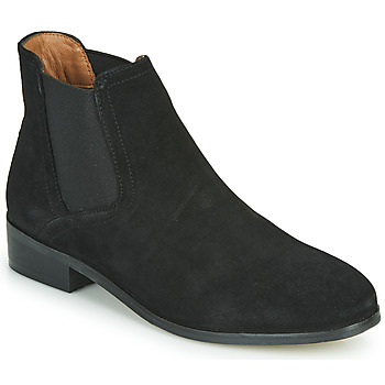 Chaussures Femme Boots Les Tropéziennes par M Belarbi Uzou Noir