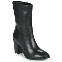 Chaussures Femme Bottines Les Tropéziennes par M Belarbi Livana Noir