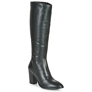 Chaussures Femme Bottes ville Les Tropéziennes par M Belarbi LYCO Noir