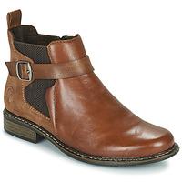 Chaussures Femme Bottines Rieker Z49A9-24 Camel