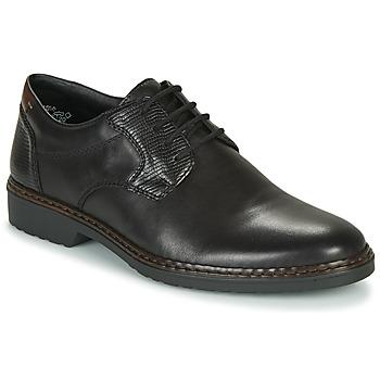 Chaussures Homme Derbies Rieker 16541-02 Noir
