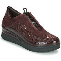 Chaussures Femme Baskets basses Stonefly CREAM 21 Bordeaux