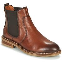 Chaussures Femme Boots Pikolinos ALDAYA W8J Marron