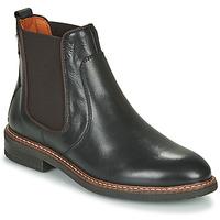 Chaussures Femme Boots Pikolinos ALDAYA W8J Noir / Marron
