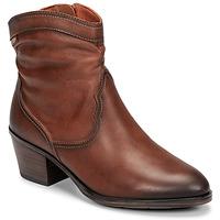 Chaussures Femme Bottines Pikolinos CUENCA W4T Marron