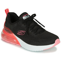 Chaussures Femme Baskets basses Skechers SKECH-AIR Noir / Rose
