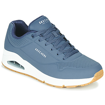 Chaussures Homme Baskets basses Skechers UNO STAND ON AIR Marine