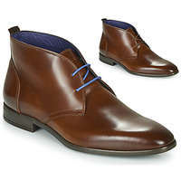 Chaussures Homme Boots Azzaro ISSARD Cognac