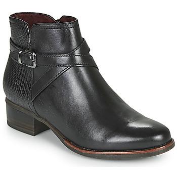 Chaussures Femme Bottines Tamaris MARLY Noir