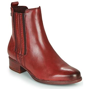 Chaussures Femme Bottines Tamaris MARLY Bordeaux