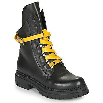 Chaussures Femme Boots Metamorf'Ose HADASSA Noir