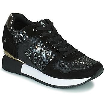 Chaussures Femme Baskets basses Gioseppo RAPLA Noir