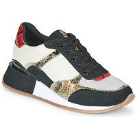 Chaussures Femme Baskets basses Gioseppo KIROV Noir / Blanc