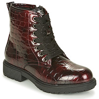 Chaussures Fille Boots Gioseppo NAUEN Bordeaux