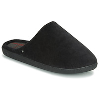 Chaussures Homme Chaussons Isotoner 96876 Noir