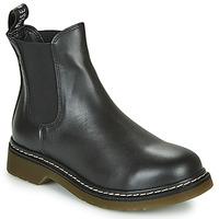 Chaussures Femme Boots Musse & Cloud FLIKA Noir
