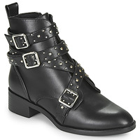 Chaussures Femme Boots Only BRIGHT 14 PU STUD BOOT Noir