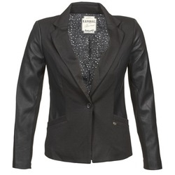 Vêtements Femme Vestes / Blazers Kaporal SOMA Noir
