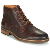 Chaussures Homme Boots Pataugas RENAUD H4F Marron
