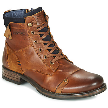 Chaussures Homme Boots Redskins YANI Cognac