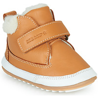 Chaussures Enfant Boots Robeez MIKRO SHOW Cognac