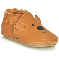 Chaussures Enfant Chaussons Robeez SWEETY BEAR CRP Camel
