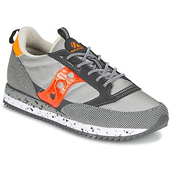 Chaussures Baskets basses Saucony JAZZ (PEAK) Gris / Rouge / Orange