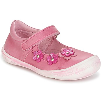 Chaussures Fille Ballerines / babies Citrouille et Compagnie MELINA Fuchsia