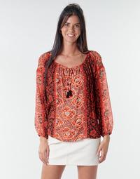 Vêtements Femme Tops / Blouses Desigual ROSAL Rouge