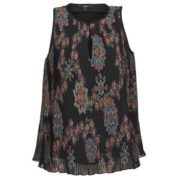 Vêtements Femme Débardeurs / T-shirts sans manche Desigual MIRA Bleu