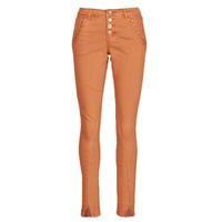 Vêtements Femme Pantalons 5 poches Cream HOLLY CR TWILL Marron