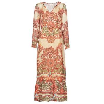 Vêtements Femme Robes longues Cream SANNIE DRESS Multicolor