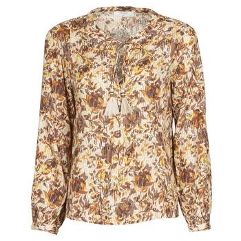Vêtements Femme Tops / Blouses Cream AUGUSTA BLOUSE Multicolor