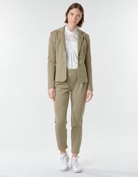 Vêtements Femme Pantalons 5 poches Cream ANETT PANT Beige