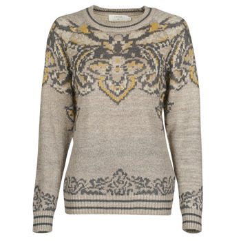 Vêtements Femme Pulls Cream SELMI PULLOVER Marron