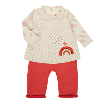 Vêtements Fille Ensembles enfant Catimini CR36031-60 Rose
