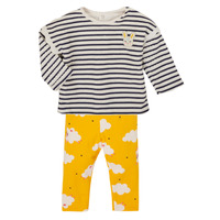 Vêtements Fille Ensembles enfant Catimini CR36041-71 Multicolore