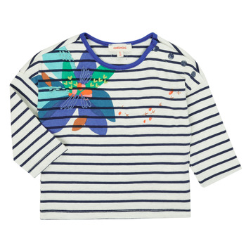 Vêtements Fille T-shirts manches longues Catimini CR10123-12 Multicolore
