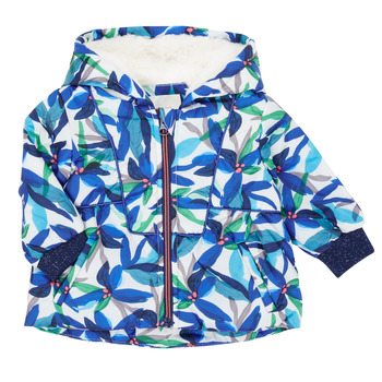 Vêtements Fille Parkas Catimini CR42053-88 Multicolore