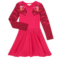 Vêtements Fille Robes courtes Catimini CR30085-35-C Rose
