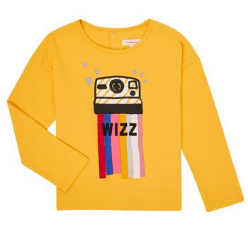 Vêtements Fille T-shirts manches longues Catimini CR10135-72-C Jaune