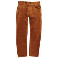 Vêtements Garçon Pantalons 5 poches Catimini CR22024-64-C Marron
