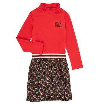 Vêtements Fille Robes courtes Catimini CR30035-38-J Multicolore